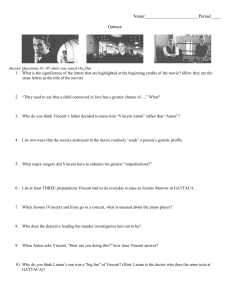 gattaca worksheet-1