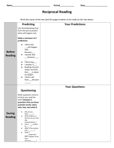 RECIPROCAL RDG HANDOUT  2Pages