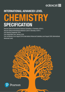 chemistry specification-1-