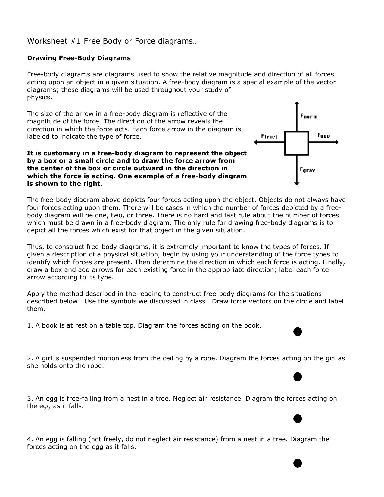 Circuit Diagram Drawing Worksheet