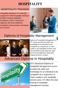 Hospitality Training in Melbourne