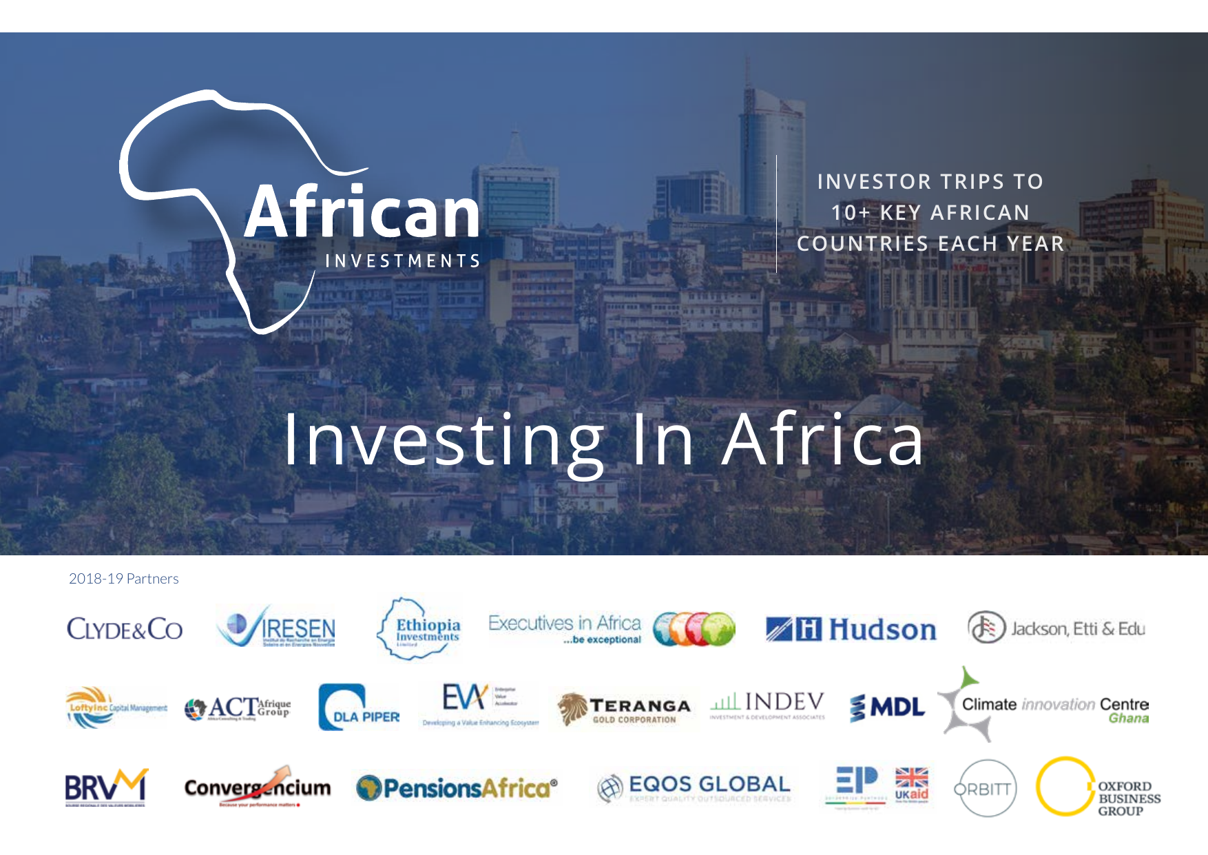 African investments 99 investments for kids