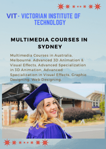 Multimedia Courses in Sydney