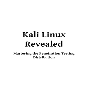 Kali-Linux-Revealed-1st-edition