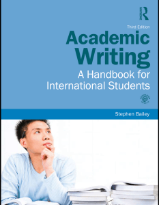 Academic-Writing 3rd