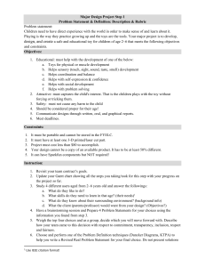 01 choosing a topic & grading Rubric
