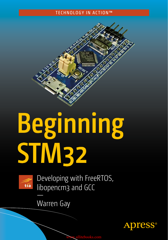 Beginning STM32
