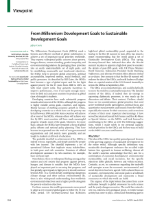 S16 From-MDGs-to-SDGs-Lancet-June-2012