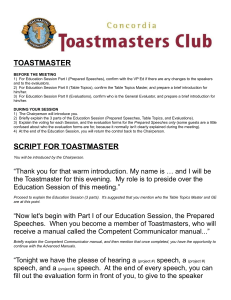 Toastmaster worksheet (2)