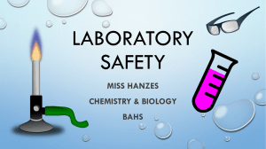1 Lab Safety PPT