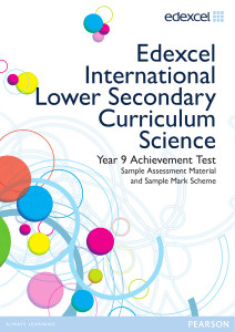 International-Lower-Secondary-Curriculum-SAM-Science-Booklet-2012