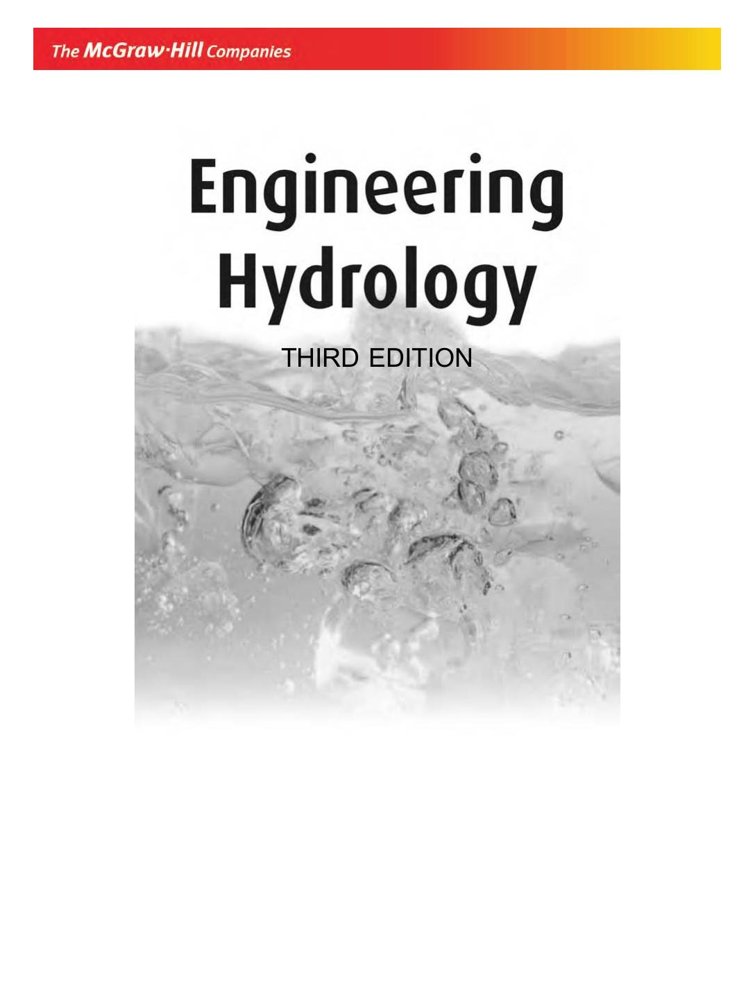 Engineering-Hydrology