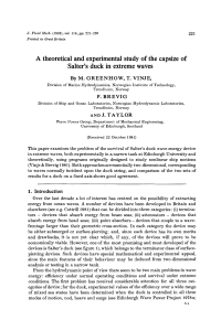 M. Greenhow et al. A theoretical and experimental study of the capsize of Salter's duck in extreme waves-Bis-Copy2