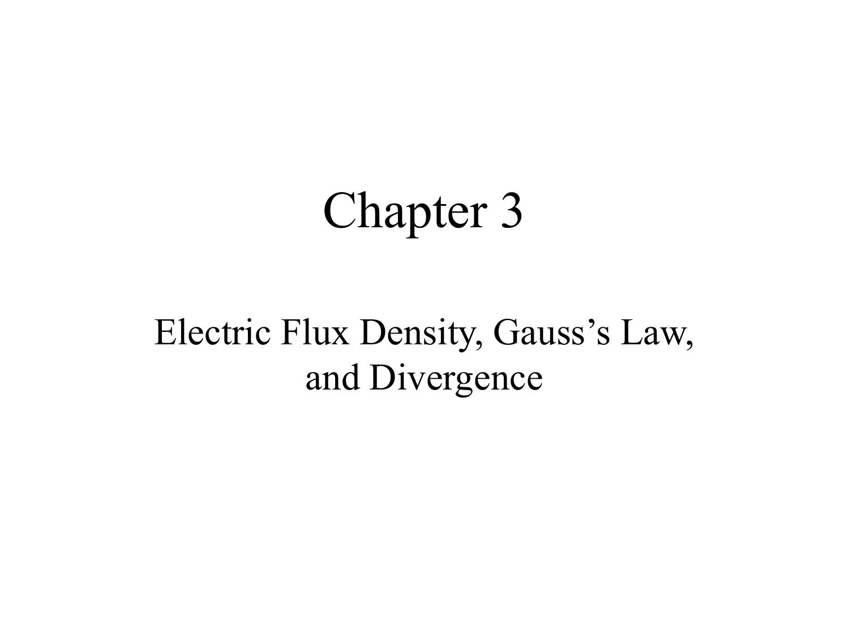 3 Ley Gauss