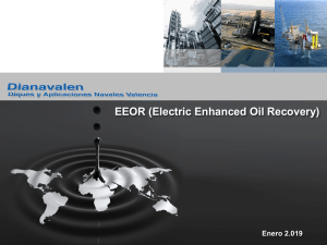 ELECTRIC ENHANCED OIL RECOVERY (EEOR) - Presentación Ejecutiva Mar 19