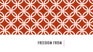 11-Freedom-to-freedom-from