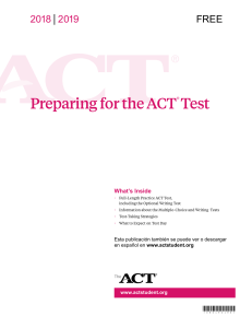 Preparing-for-the-ACT