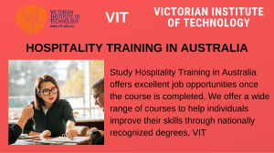 Hospitality Training in Australia