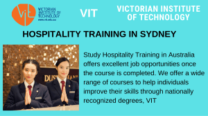 Hospitality Training in Sydney