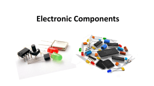 electronics components-short2