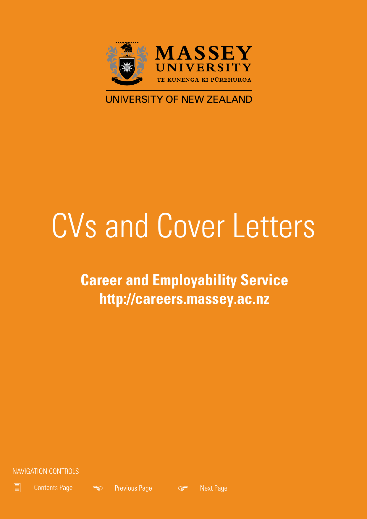 Guide To Cvs And Cover Letters