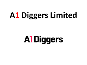 A1 Diggers Limited