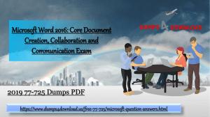 Download Microsoft MS-302 Exam Questions Dumps - MS-302 Exam