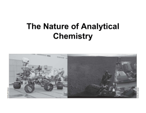 01-THE-NATURE-OF-ANALYTICAL-CHEMISTRY