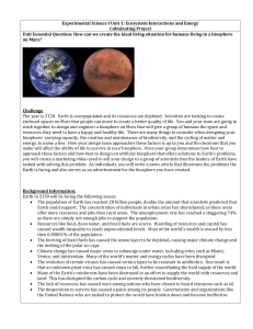 9th Grade Science Lesson Plans