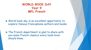 WBD FRENCH