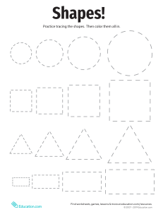 tracing-basic-shapes