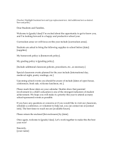 welcome letter-download