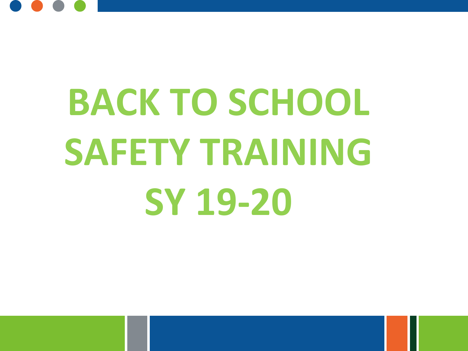 Back to School PPT for School Staff SY 19-20