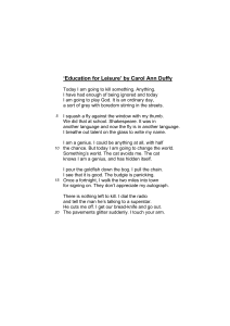 11.1 education for leisure poem numbered