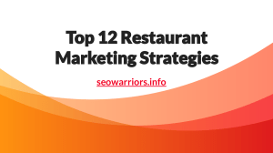 restaurant-marketing-strategies