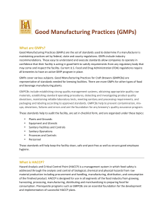 BA Good-Manufacturing-Practices-Overview