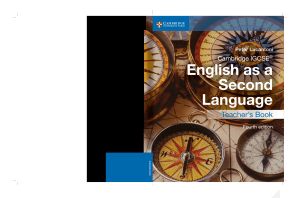 Cambridge IGCSE English as a Second Language Teacher's Book ( PDFDrive.com )