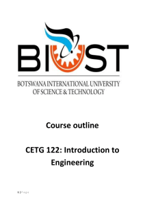 CETG 122 Course Outline 2019 (1)