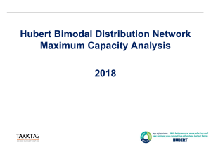 Distribution Network Maximum Order Throughput Analysis