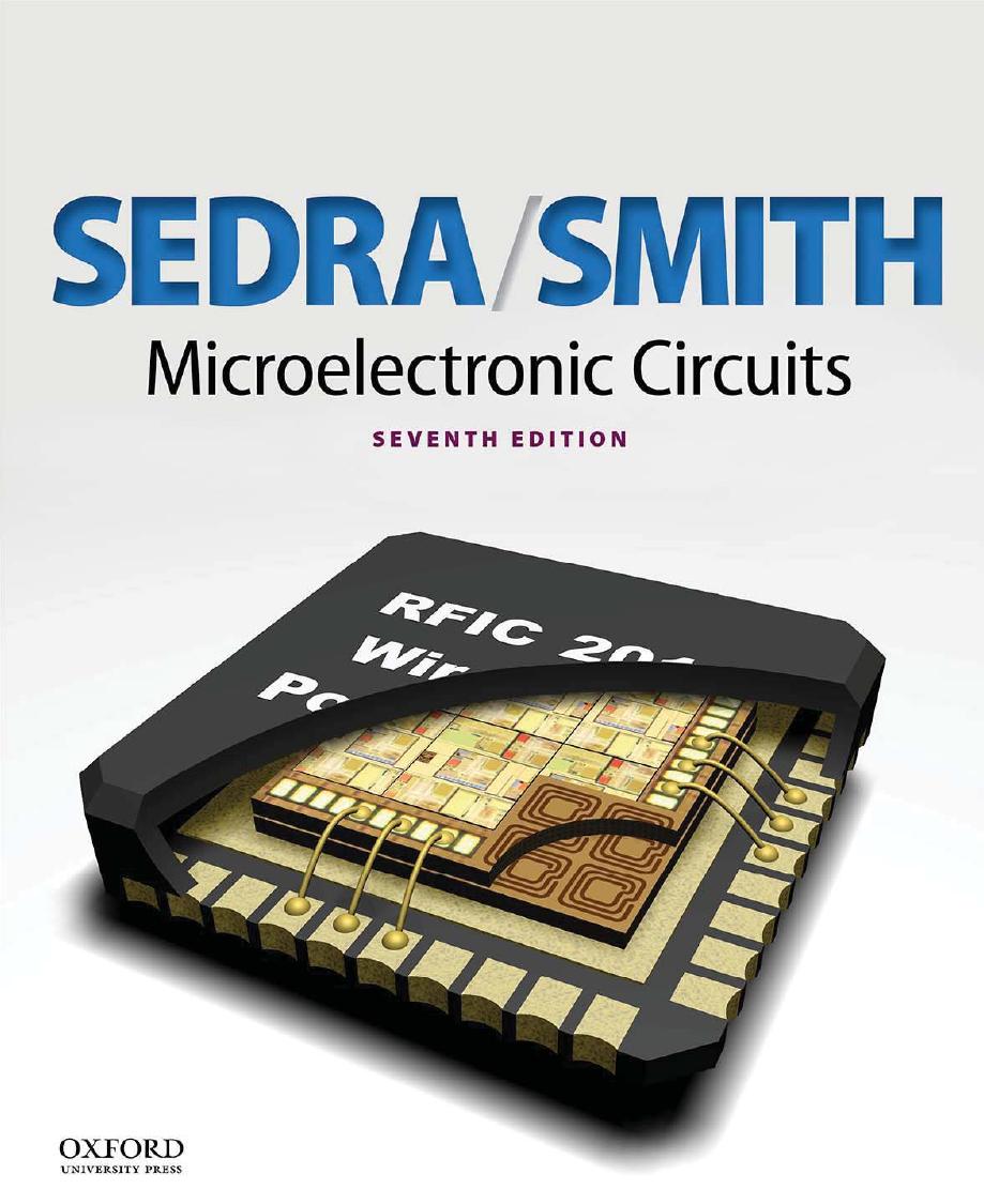 Microelectronic Circuits Sedra Smith 7e