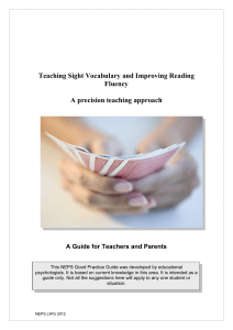 NEPS-Resource-Precision-Teaching-Approach