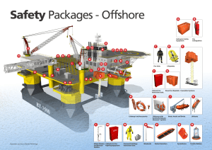 Safety Packages - Offshore