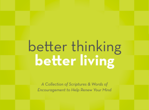 Better-Thinking-Better-Living