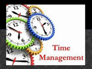 Time- Mgmt