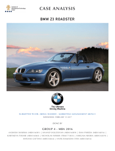 344695461-Group-4-Analysis-BMW-Z3-Roadster