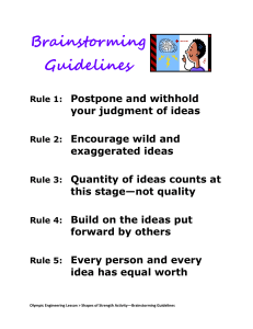 cub intro lesson01 brainstorming