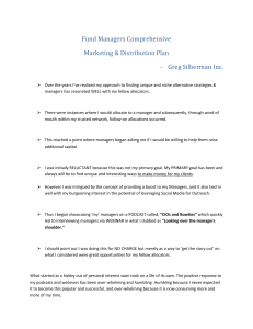 MARKETING and DISTRIBUTION package from Greg Silberman (1)