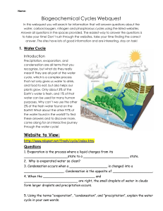 Biogeochemical Webquest (1)