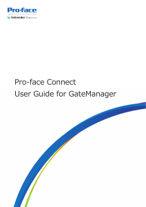 proface connect gatemanager