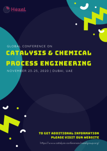 Catalysis conference 2020 Tentative Program